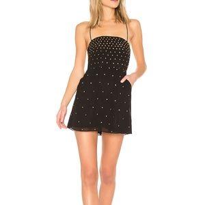 Majorelle x Revolve Leticia Mini Dress Night Sky